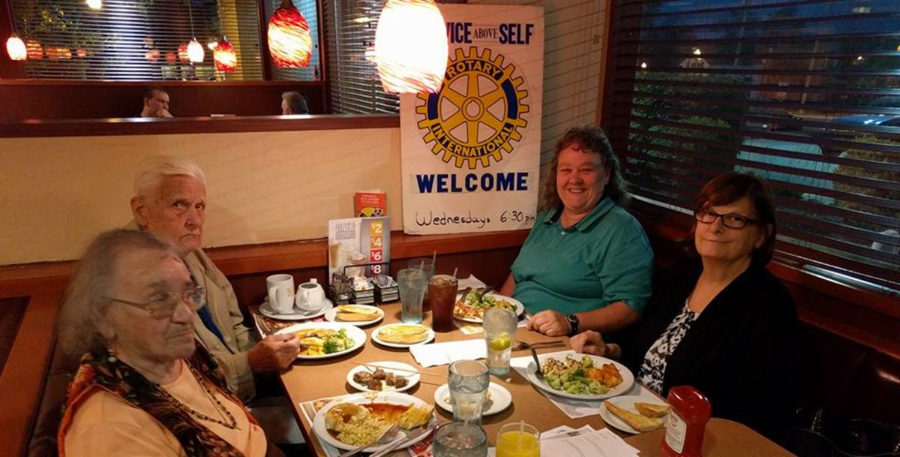 Rotary meeting March 23, 2017 | Laurel Rotary